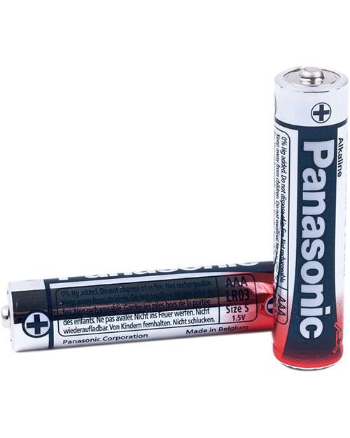 Батарейка щелочная PANASONIC Standart Power AAA/2B
