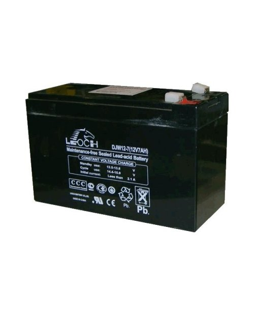 Leoch battery 12V/7Ah