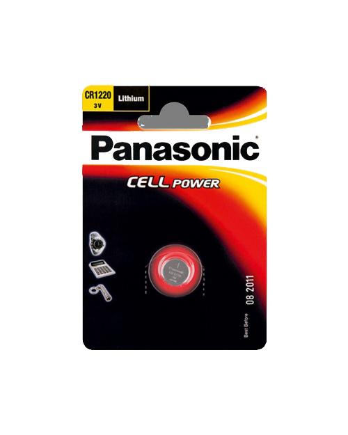 Батарейка Panasonic CR-1220EL/1B