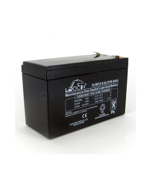 Leoch battery 12V/9Ah