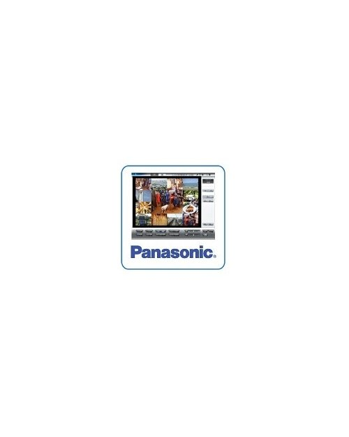 Panasonic WV-ASM200W Программное обеспечение i-Pro
