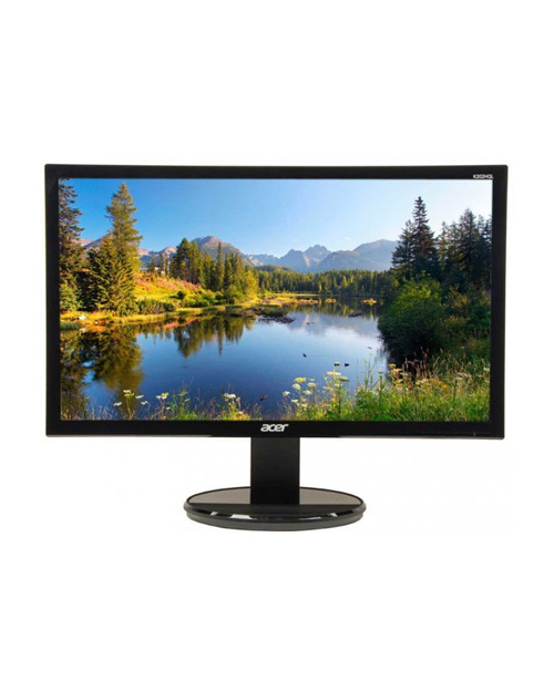 Монитор Acer K202HQLAb 19.5'' TN (1366x768)/LED/200 cd/m²/VGA/(90°/65°)