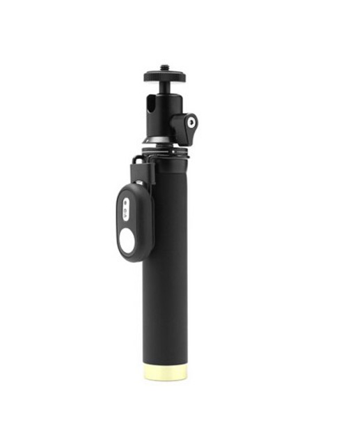 Monopod for Xiaomi Yi sport Official (black) with Remote Control