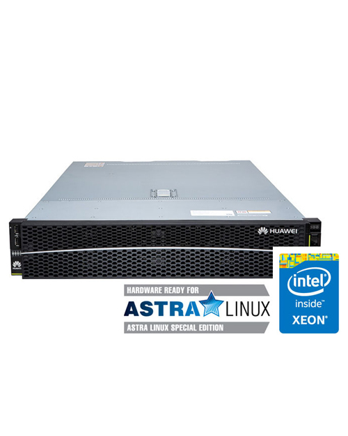 Сервер Huawei Tecal RH2288H V3 (8HDD Passthrough Chassis) H22H-03 ;  E5-2620 v3 SM212 4*GE (I350)