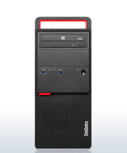 Системный блок Lenovo ThinkCentre M800 Intel Core i5-6600 (3.30GHz, 6MB) - фото 2