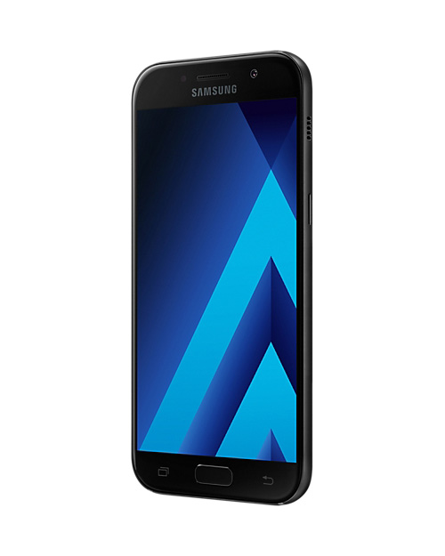 Смартфон Samsung Galaxy A5 32Gb Black (2017)