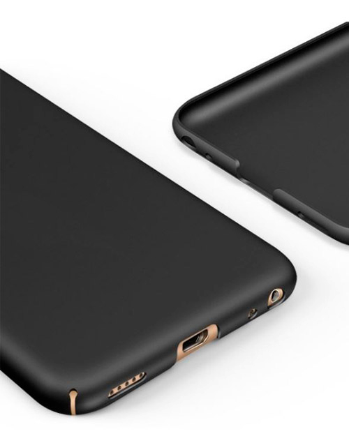 Чехол бампер M5 Baby skin PC Case,Black