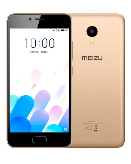 Смартфон Meizu M5c, 16GB, gold