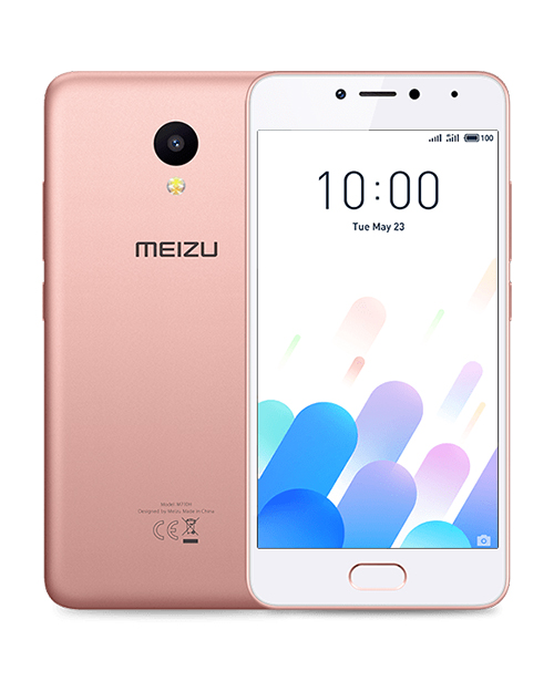 Смартфон Meizu M5c, 16GB, rose gold - главное фото