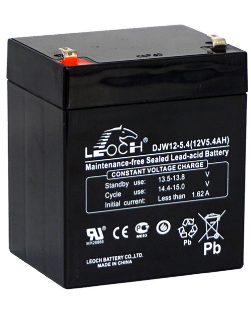 Leoch battery 12V/4.5Ah