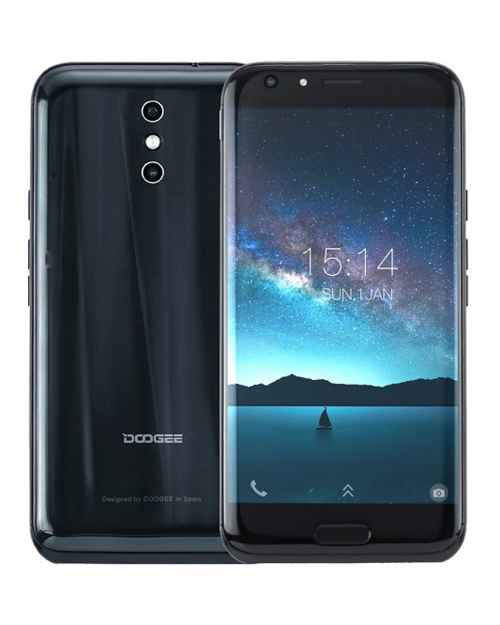 Смартфон Doogee BL5000 64Gb Black