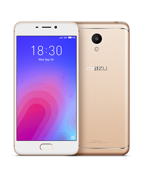 Смартфон Meizu M6 2gb/16GB Gold