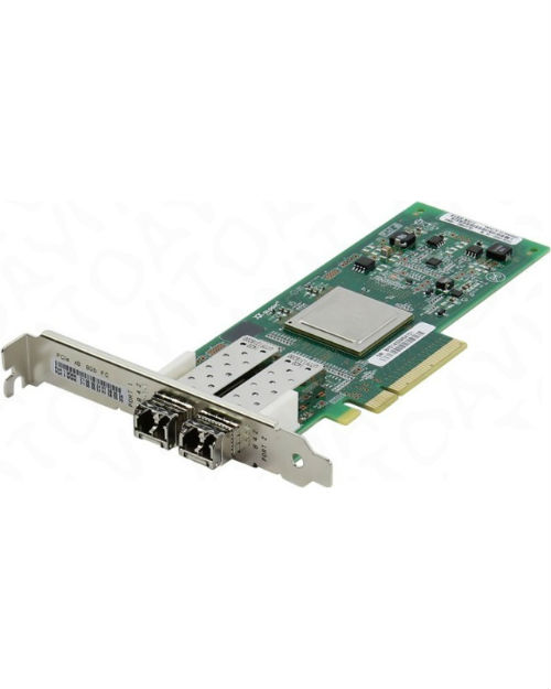 Fibre Channel Адаптер Lenovo QLogic 8Gb FC Dual-port HBA - фото 1