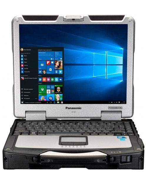 Panasonic CF-314B601N9 защищенный ноутбук CF-31mk5 non-TS 4GB HDD500GB GPS Win7DG - фото 1