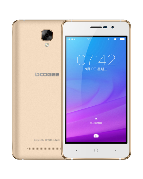 Смартфон Doogee X10 8Gb Gold