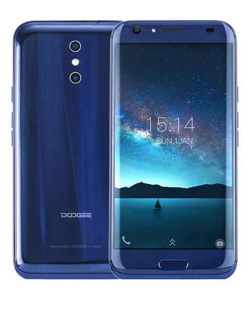 Смартфон Doogee BL5000 64Gb Blue