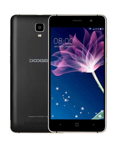 Смартфон Doogee X10 8Gb Black