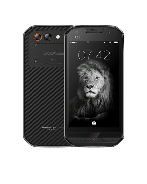 Смартфон Doogee S30 16Gb Black