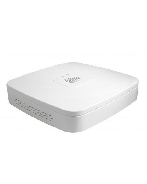 Dahua NVR2104-S2 4ch 1U видеорегистратор 80Mbps input, 1080P decoding, max 4 IPC input - фото 1