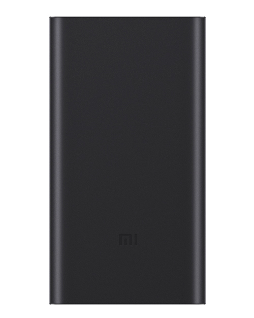 Power bank Xiaomi 2S(model 2018) 10000mAh  Black