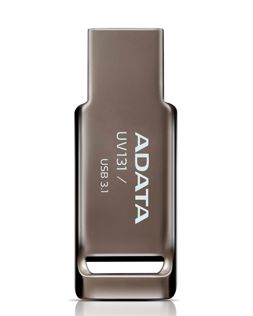 ADATA UV131, 16GB, UFD 3.1, Chrome-gray (AUV131-16G-RGY)