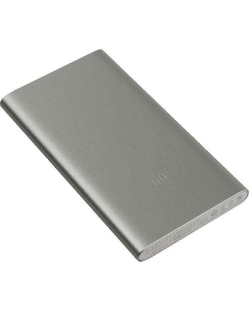 Power bank 2 Xiaomi 5000 mAh  silver (Model 2018/ EU-version)