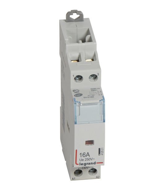 Legrand 412521 CX3 Контактор 230V 1НО+1НЗ 16А - главное фото