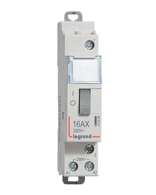 Legrand 412408 CX3 Имп.реле 230V 1F 16A - фото 1