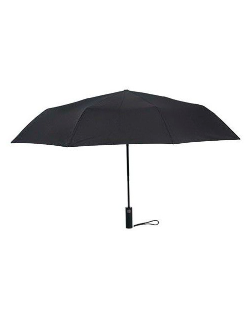 Зонт Xiaomi Mijia Automatic Umbrella Black - фото 2
