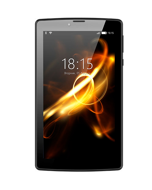 "Планшет BQ-7083G Light Black 3G (7"", 1024*600, TN, 4*1.0Ghz,  1+8Гб, GPS, 7.0)"