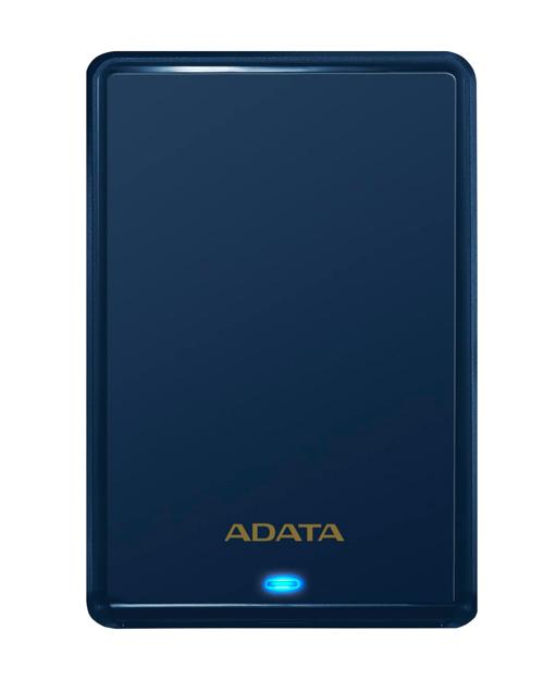Внешний HDD ADATA HV620 2TB USB 3.0 Blue - фото 1