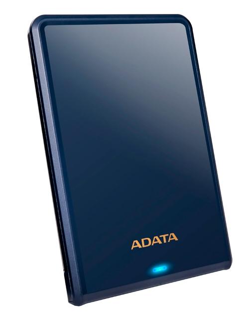Внешний HDD ADATA HV620 2TB USB 3.0 Blue - фото 2