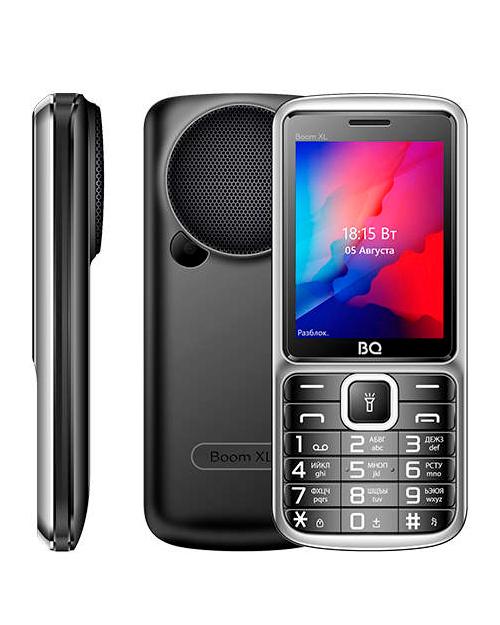Мобильный телефон BQ-2810 BOOM XL Чёрный - фото 1