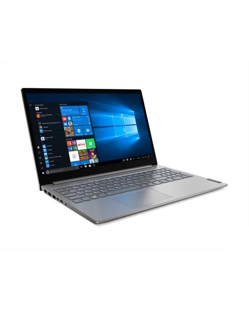 Ноутбук Lenovo ThinkBook 15,6'FHD/Core i5-1035G4/8GB/256Gb SSD/BK/Win10 Pro (20SM001VUA) - фото 1