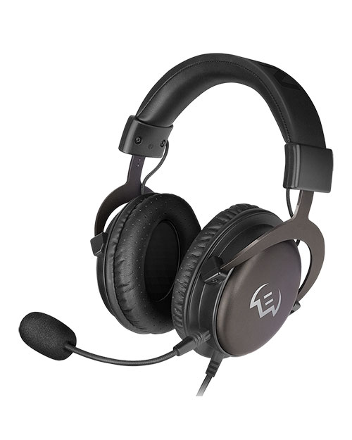 SVEN AP-G999MV Игровые наушники с микрофоном серый - фото 1