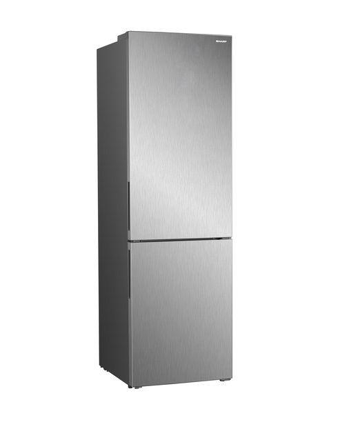 Холодильник Sharp SJB320EVIX inox - фото 1