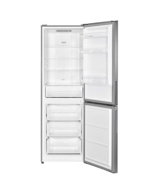 Холодильник Sharp SJB320EVIX inox - фото 2