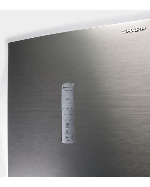 Холодильник Sharp SJB340XSIX inox - фото 4