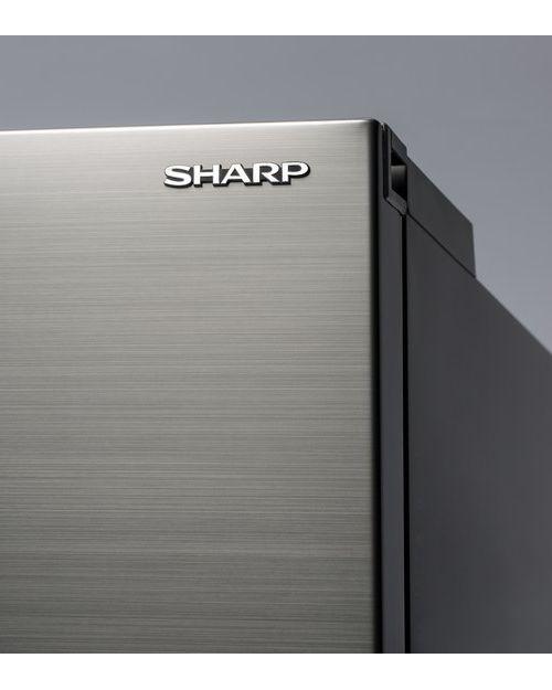 Холодильник Sharp SJB340XSIX inox - фото 5