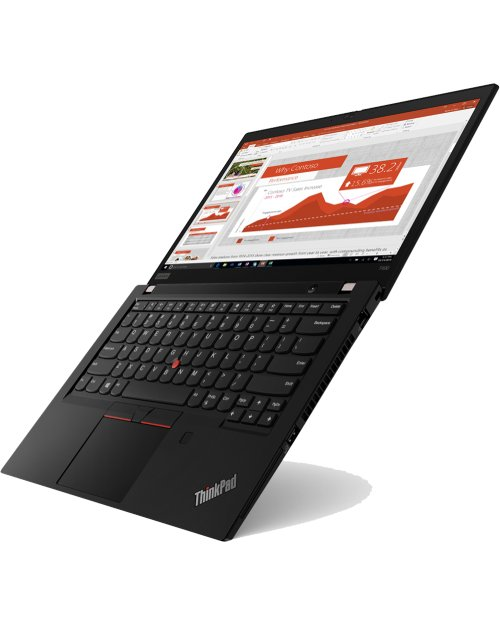 Ноутбук Lenovo ThinkPad T490 14,0'FHD/Core i7-8565U/16GB/256Gb SSD/Dos (20N2004FRT) - фото 2