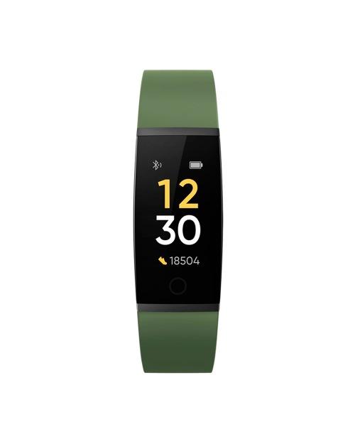 Фитнес браслет Realme Band RMA 183 green - фото 1