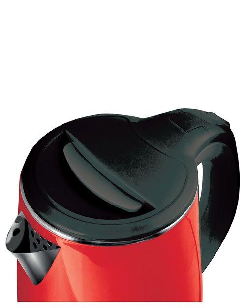 Чайник электрический SVEN  KT-D2004, красный - черный - фото 4