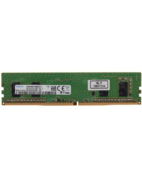 Оперативная память Samsung DDR4 4GB DIMM (PC4-19200) 2400MHz (M378A5244CB0-CRC) (M378A5244CB0-CRCD0) - фото 1