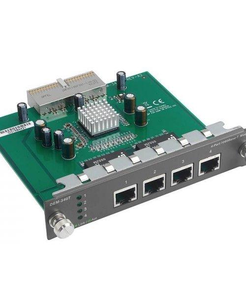 D-Link DEM-340T модуль расширения для DGS-3312 SR - фото 1