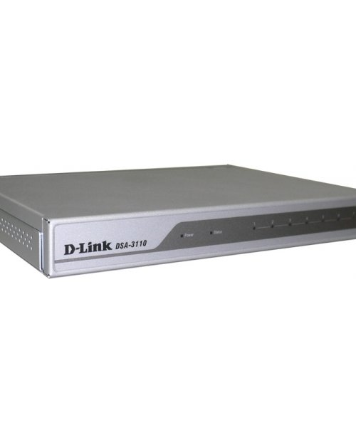 D-Link DSA-3110/A1A Концентратор доступа - фото 1
