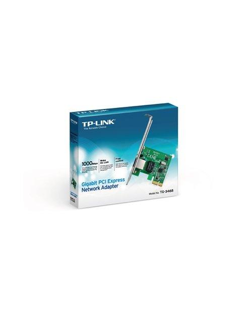 TP-Link TG-3468 Гигабитный сетевой адаптер PCI Express - фото 2