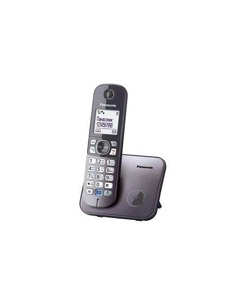Радиотелефон PANASONIC KX-TG6811, CAM (CAM) - фото 1