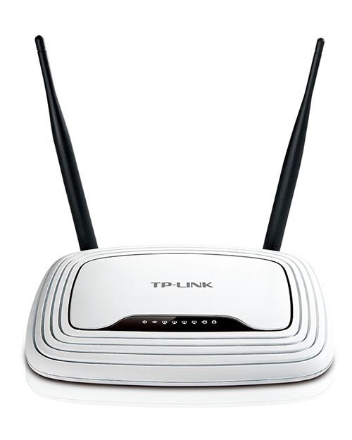 TP-Link TL-WR841N/RU/ 300 Мбит/с беспроводной маршрутизатор серии N - фото 2