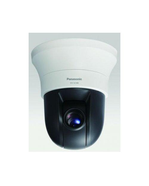 Panasonic WV-SC588 FULLHD Внутр. поворотная купольная сетевая камера