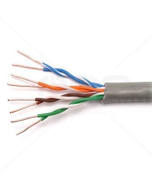 205142115 Premium Line инсталляционный кабель U/UTP, Категория 5е, 100Мгц, коробка 305 м, LS0H _
